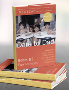 dare to dad book how to dad book